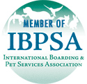 Member of International Boarding & Pet Services Association