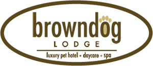 Brown Dog Lodge logo